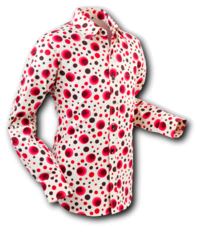 Dots & Spots Red