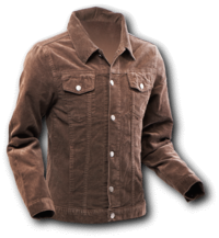 Jacket Corduroy Brown